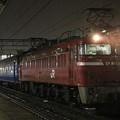 Photos: EF81 138+24系 天理臨