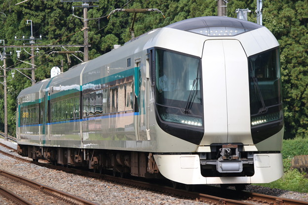 東武本線500系 504F リバティ
