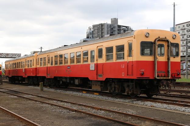 小湊鉄道キハ200形 キハ214