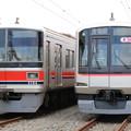 目黒線3000系 3004F・東横線5050系 5169F