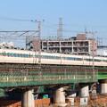 189系 M52編成(グレードアップあずさ色) 富士山梨号