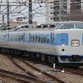 189系 M50編成(あずさ色) 富士急行線ラストラン
