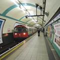 写真: ロンドン地下鉄