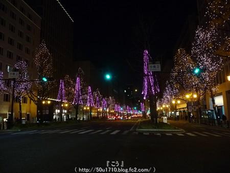 141223-大阪 御堂筋イルミネーション (16)
