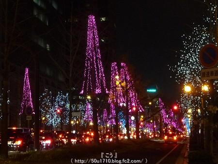 141223-大阪 御堂筋イルミネーション (58)
