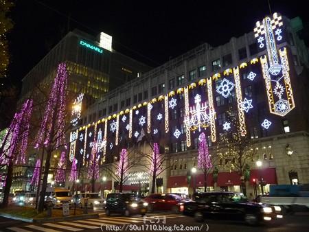 141223-大阪 御堂筋イルミネーション (86)