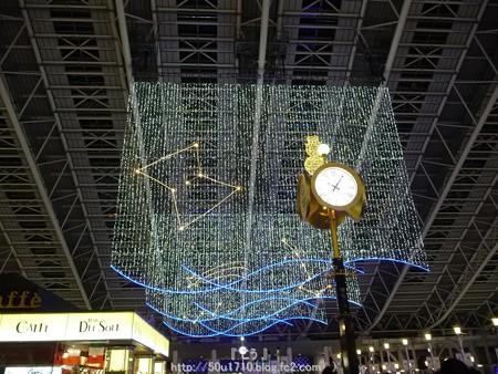 141223-大阪駅 時空の広場 (1)