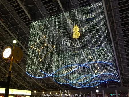 141223-大阪駅 時空の広場 (2)