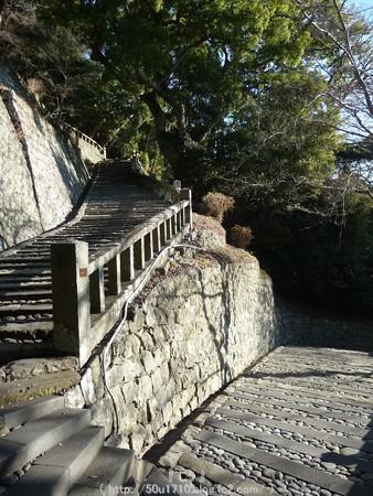 150108-久能山東照宮 参道 (33)