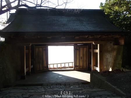 150108-久能山東照宮 参道 (74)