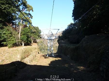 150109-久能山 ロープウェイ (5)