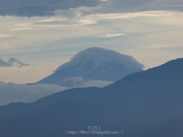 写真: 170630-富士山 (1)