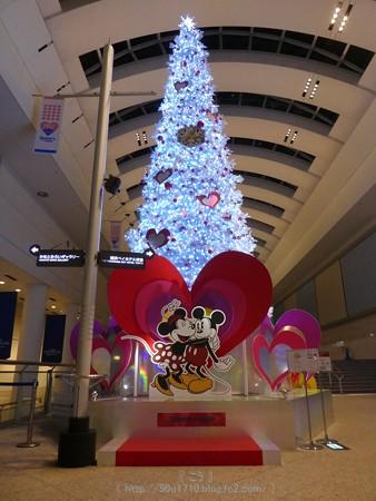 171129-クイーンズスクエア クリスマスツリー (6)
