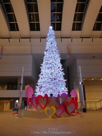 171129-クイーンズスクエア クリスマスツリー (30)