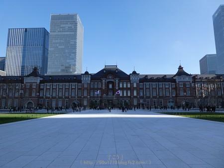 171207-東京駅行幸通り (2)