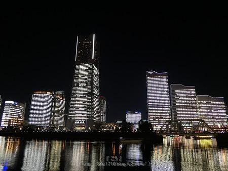 171222-みなとみらい全館点灯 桜木町 (5)