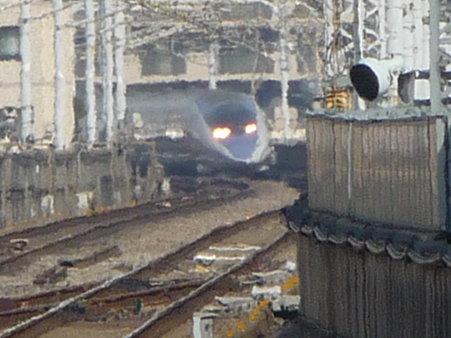 100224-新幹線 新横500下り 到着 (2)