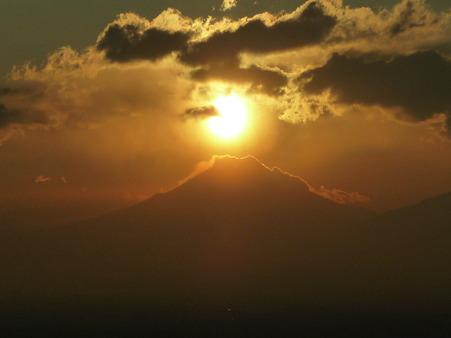 100310-富士山と夕陽 (41)