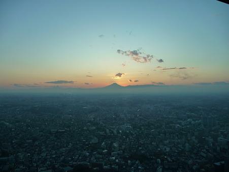 100310-富士山と夕陽 (92)
