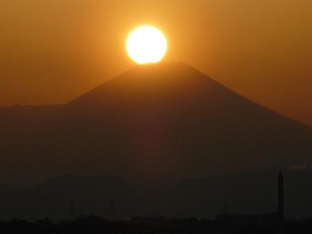 100311-富士山と夕陽 (24)