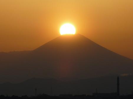 100311-富士山と夕陽 (28)