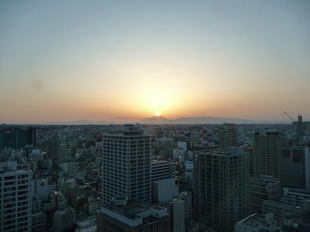 100311-富士山と夕陽 (32)