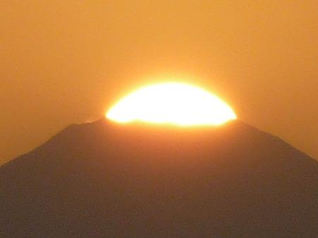 100311-富士山と夕陽 (37)