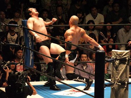 新日本プロレス BEST OF THE SUPER Jr.XIX Bブロック公式戦 田口隆祐vsロウ・キー (5)