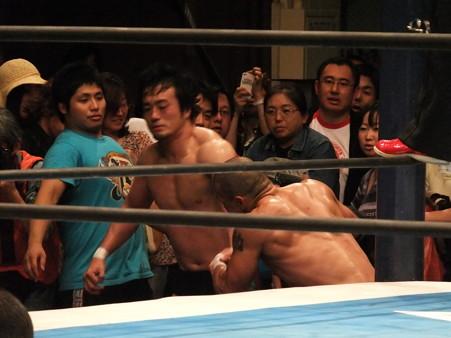 新日本プロレス BEST OF THE SUPER Jr.XIX 決勝戦 田口隆祐vsロウ・キー (4)
