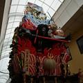 Photos: 博多祇園山笠 2017年 飾り山 上川端通 スター・ウォーズ 最後のジェダイ (8)