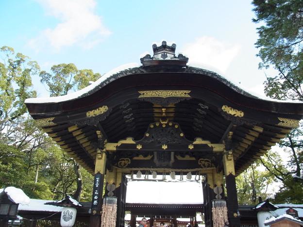 豊国神社 唐門
