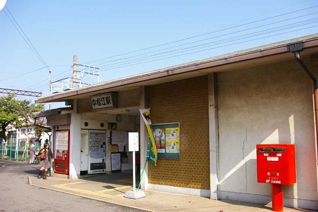 南海・加太線、中松江駅