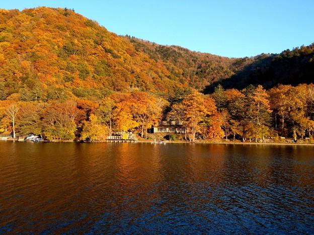 2017秋 日光 中禅寺湖