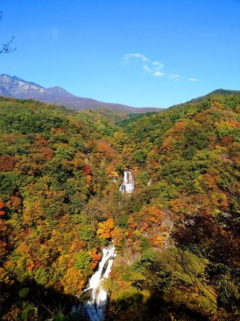 2017秋 日光 霧降の滝