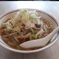 一刻(牛骨野菜ラーメン)740円