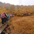 日本の山 ゆっくり紅葉の栗駒山 (11)
