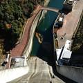 Photos: 宮ヶ瀬ダム上から