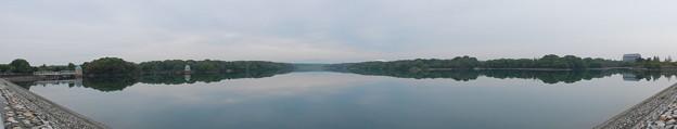多摩湖パノラマ