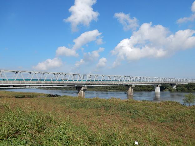 東北新幹線 赤緑