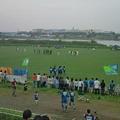 Photos: 試合終了!湘南ベルマーレユース 4対2 栃木SCユース。トップの仇をユ...