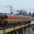 信越本線 普通列車 123M