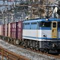 Photos: 貨物列車 (EF652127)