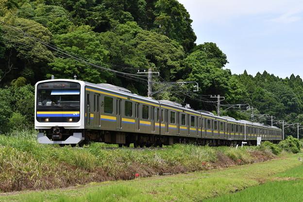 総武本線 普通列車 1339M