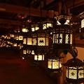 春日大社、藤浪之屋の灯篭