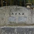 春日大社の石碑
