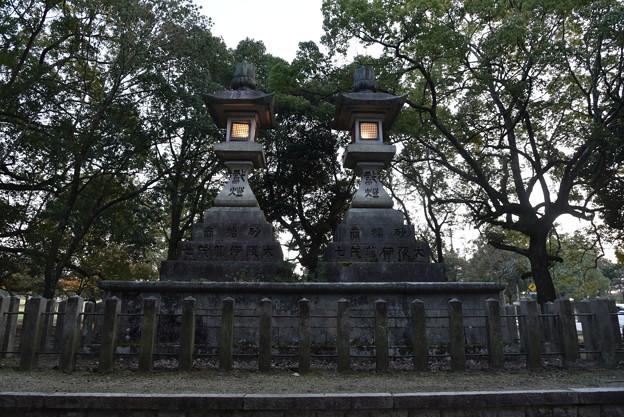 これは何の灯籠