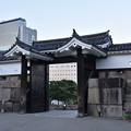 大阪城 大手門 (内側から)