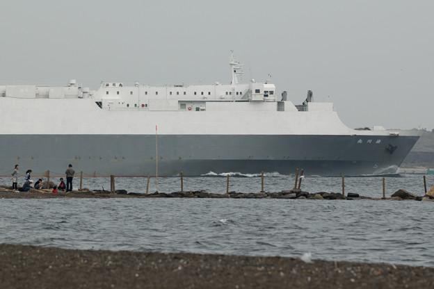 "Photos: RO-RO船""神川丸""-1"