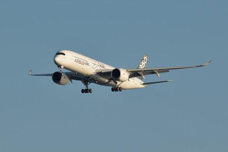 A350XWB日本初飛来-2