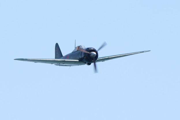写真: 零式艦上戦闘機二二型 -2